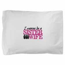sister wife.png Pillow Sham