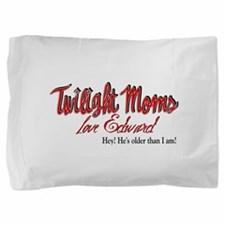 Cute Twilight mom Pillow Sham