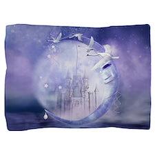 Fairytale Moon Castle Pillow Sham