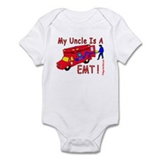 My Uncle is a EMT - Infant Bodysuit