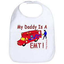 My Daddy is a EMT - Bib