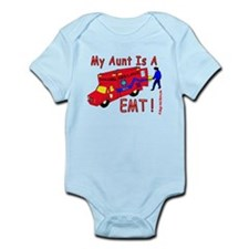 My Aunt is a EMT - Infant Bodysuit
