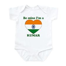 Kumar, Valentine's Day  Infant Bodysuit