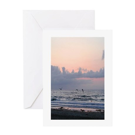 Seascape Greeting Card
