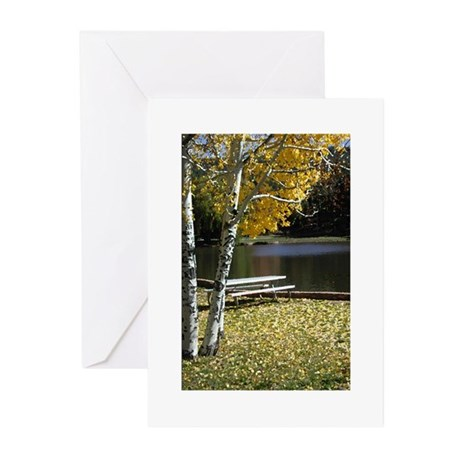 Picnic Table Greeting Cards (Pk of 10)