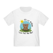 Clifford birthday (groundhog) T