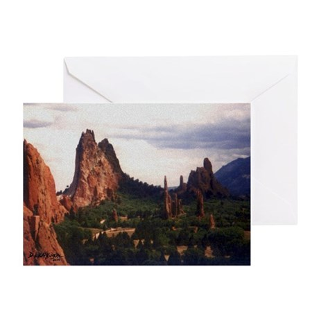 Offroad Majesty Greeting Cards (Pk of 20)