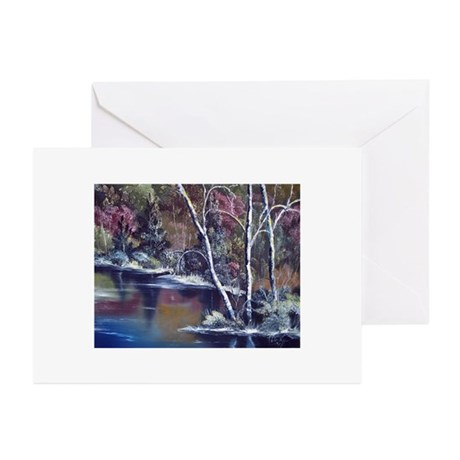Aspen Reflections Greeting Cards (Pk of 20)