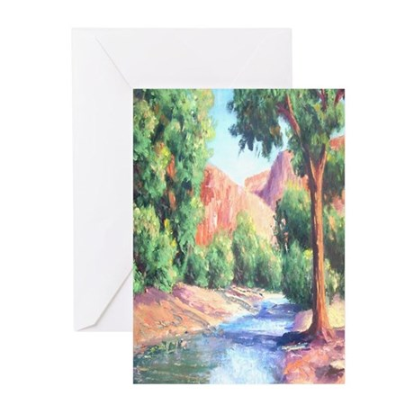 Summer Canyon Greeting Cards (Pk of 20)