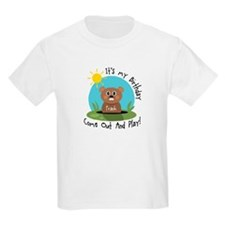 Frank birthday (groundhog) T-Shirt