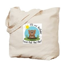 Frank birthday (groundhog) Tote Bag