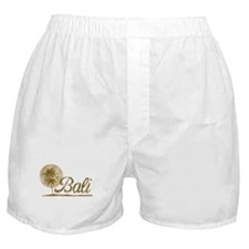 Palm Tree Bali Boxer Shorts