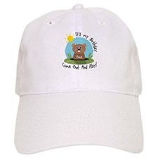 Anna birthday (groundhog) Baseball Cap