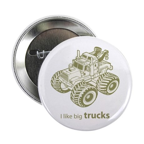 "I like big trucks 2.25"" Button (10 pack)"