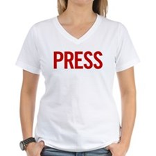 Press (red) Shirt