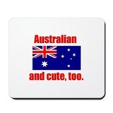 Cute Australian Mousepad