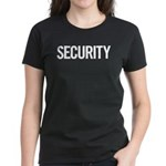 Security (white) Women's Dark T-Shirt