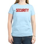 Security (red) Women's Light T-Shirt