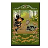 Catnip Garden Postcards (Package of 8)