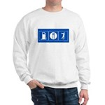 Gas Food Zombies Sweatshirt