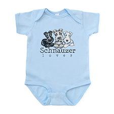 Schnauzer Lover 15 Body Suit