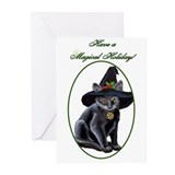 Magical Yule Greeting Cards (Pk of 10)