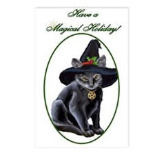 Magical Holiday Postcards (Package of 8)