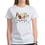 Dog Pack AKC Breeds Women's T-Shirt
