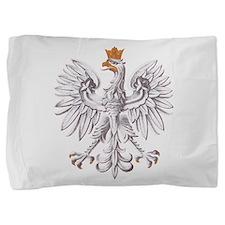 Poland Coat of arms Pillow Sham