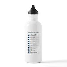 Funny 40's Water Bottle