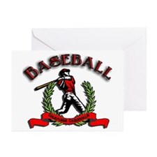 Cardinal Baseball Greeting Cards (Pk of 10)