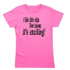 exciting 2. Girl's Tee