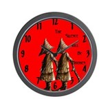 Silent Hill 2 Wall Clock