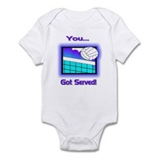 Cool High school sports Infant Bodysuit