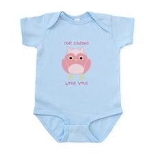 Cute Baby girl Infant Bodysuit