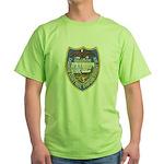 Oregon Liquor Control Green T-Shirt