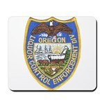 Oregon Liquor Control Mousepad