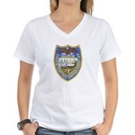 Oregon Liquor Control Women's V-Neck T-Shirt