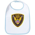County Sheriff's Dept. Bib