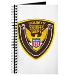 County Sheriff's Dept. Journal