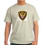 County Sheriff's Dept. Light T-Shirt