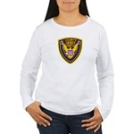 County Sheriff's Dept. Women's Long Sleeve T-Shirt