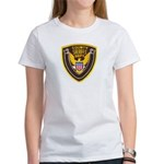County Sheriff's Dept. Women's T-Shirt