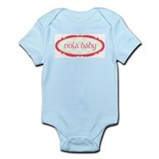 Cute Green is the new pink Infant Bodysuit