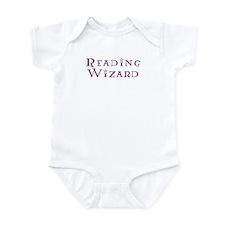 Reading Wizard Infant Bodysuit