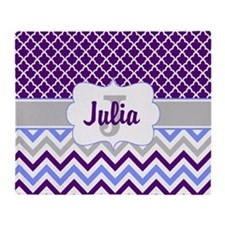 Cute Name Throw Blanket
