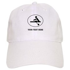 Rower Oval (Custom) Baseball Baseball Cap