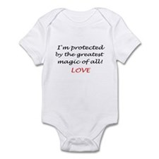 Funny Hogwart Infant Bodysuit