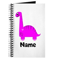 Pink Dinosaur (p) Journal