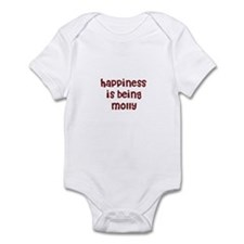 happiness is being Molly Infant Bodysuit
